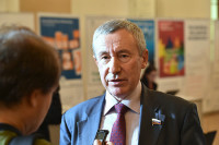 Климов призвал зарубежных коллег к сотрудничеству по недопущению вмешательства в суверенность государств