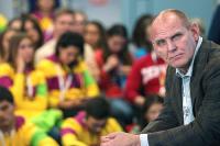 Олимпийские чемпионы на фестивале молодежи в Сочи поделились секретами спортивных побед