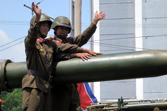 КНДР грозит США «невообразимым и неожиданным ударом»