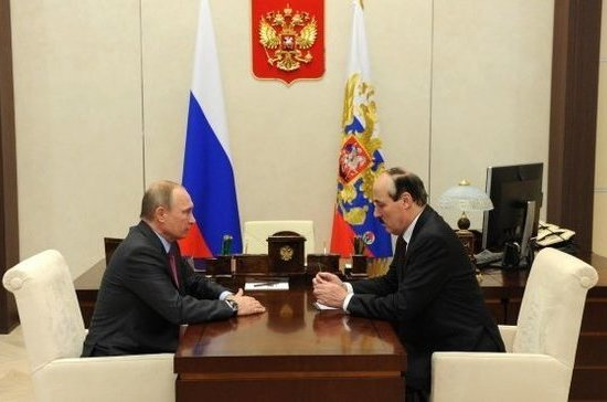 Путин назначил Абдулатипова своим спецпредставителем посотрудничеству наКаспии