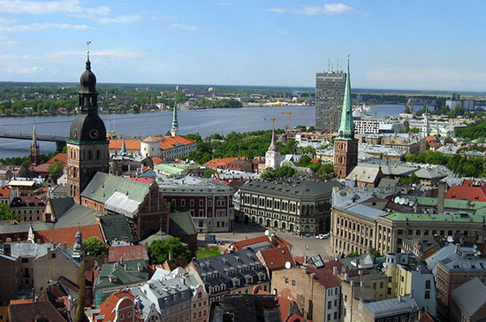 В Латвии убывает численность населения
