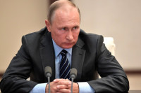 Путин внёс на ратификацию Госдумы конвенцию Совета Европы о борьбе с фальсификацией лекарств