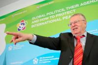 Владимир Жириновский: с выборами Президента шутить нельзя