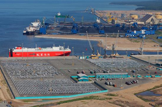 Депутаты Ленинградской области поддерживают развитие экспорта через Балтику