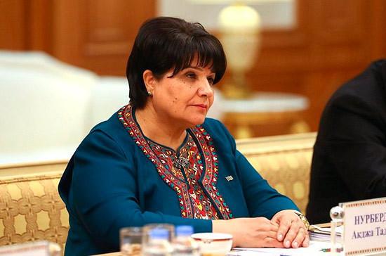 Президент Туркменистана оценил вступление страны в Межпарламентский союз