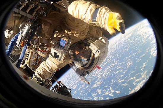 Российские учёные создадут шлюз для выхода в открытый космос