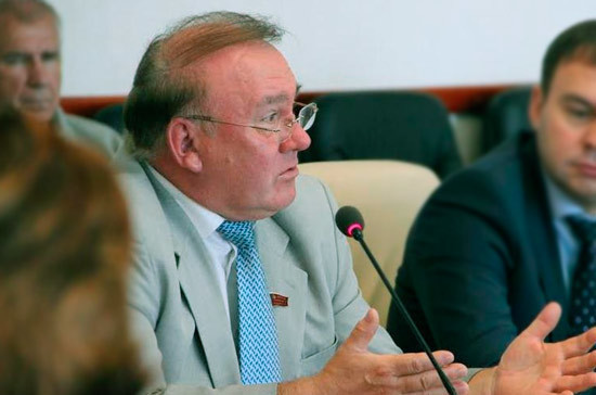 Депутат КПРФ предложил ввести санкции против США