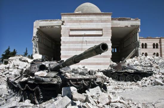 СМИ: Террористы пытаются взять под контроль сирийско-иракскую границу