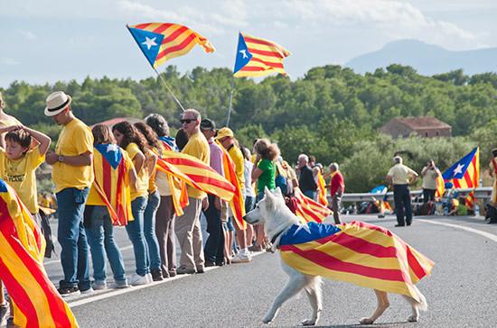 СМИ: власти Каталонии не стали объявлять короля Испании персоной нон грата