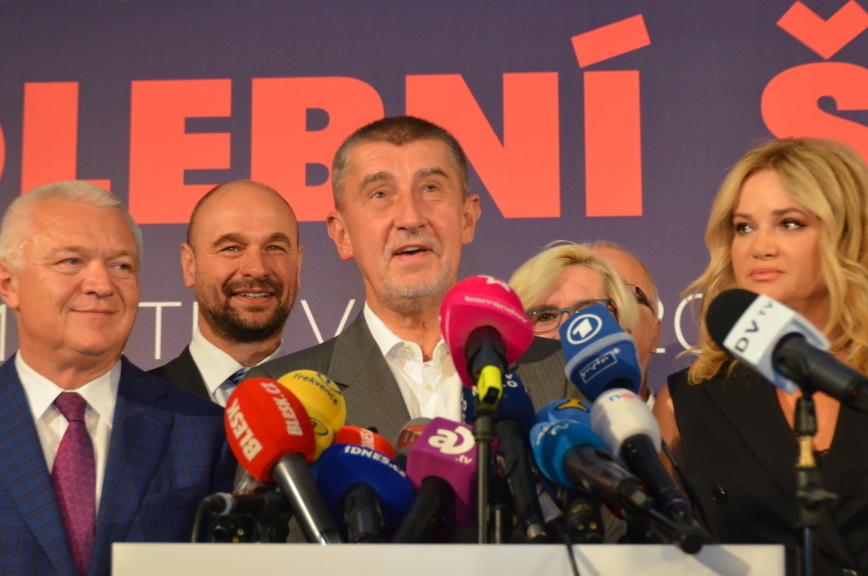 Движение «недовольных» под руководством миллиардера Бабиша победило на выборах в Чехии