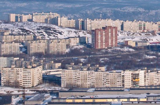 Электроснабжение в более чем 400 многоэтажках Мурманска восстановлено