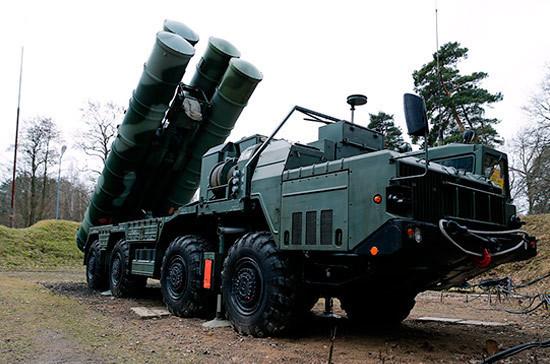 Полковой комплект С-400 прошёл приёмные испытания в Минобороны