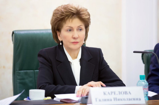 Галина Карелова призвала активнее использовать региональный опыт профилактики наркомании