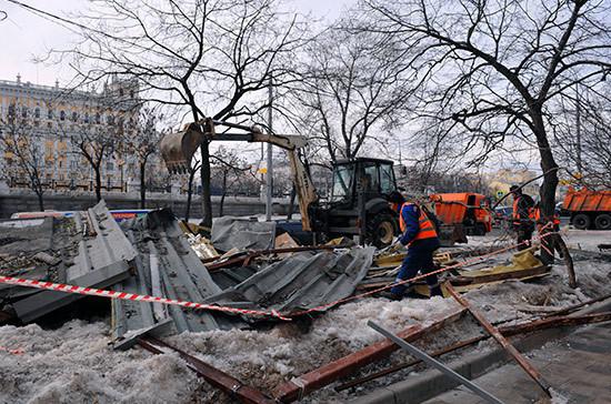 Власти Москвы на этой неделе снесут 13 объектов самостроя
