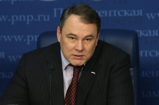 Толстой: первое чтение проекта федерального бюджета состоится 27 октября