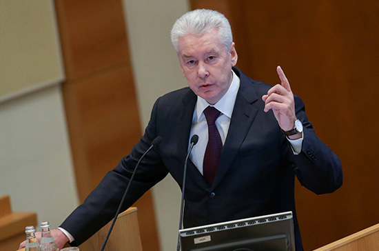 Собянин сообщил о планах участвовать в следующих выборах мэра Москвы