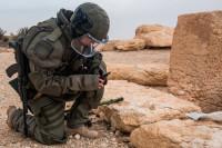 В Сирии заявили о найденном на складе террористов новейшем оружии НАТО