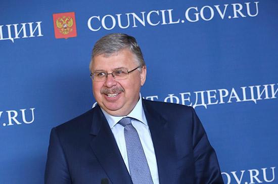 Главой Евразийского банка развития назначен экс-руководитель ФТС Андрей Бельянинов