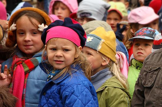 В Литве растёт число пропавших детей