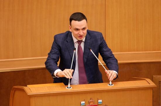 «Справедливая Россия» передала Дмитрию Ионину освободившийся мандат депутата Госдумы Буркова