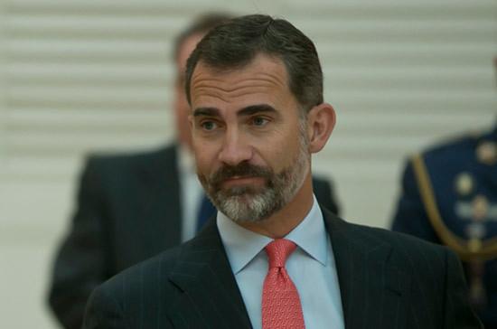 В Жироне короля Испании объявили персоной нон грата