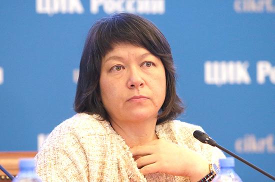 ВЦИК прокомментировали объявление Собчак оКрыме