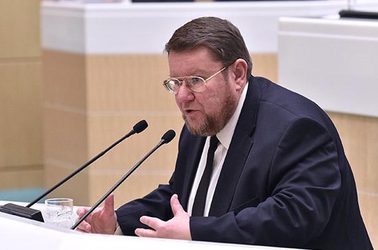 Сатановский: Россия научилась малыми силами добиваться колоссальных успехов
