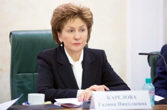 Галина Карелова: злостные неплательщики алиментов от наказания не уйдут