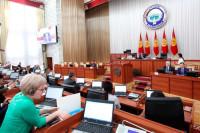 Председателем парламента Киргизии избран Дастан Джумабеков