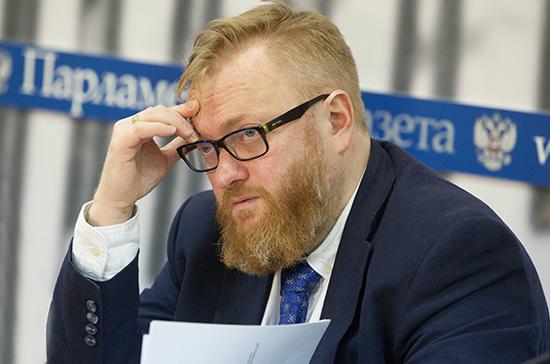 Милонов предложил добавить публичные дома в список нежелательных организаций