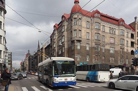 Латвийские националисты предлагают законодательно исключить русский язык из сферы обслуживания