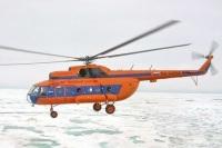 МЧС направит на Шпицберген водолазов и беспилотники для поиска пропавшего вертолёта