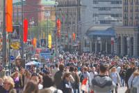 Голикова: максимальные темпы прироста реальных доходов населения ожидаются в 2018 году