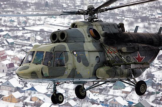 Норвежские спасатели нашли обломки российского Ми-8