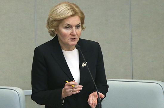 Вице-премьер Голодец раскритиковала ученическую программу порусскому языку