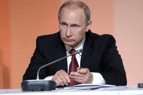 Путин исключил политическое преследование Серебренникова