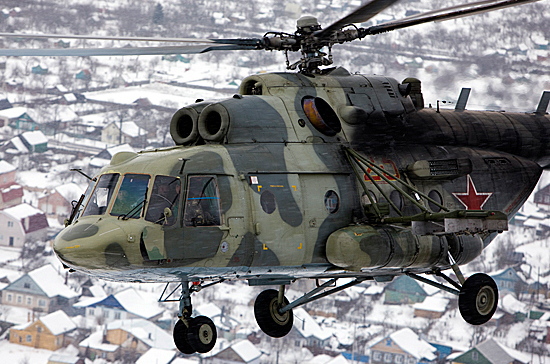 Уберегов Шпицбергена найдено тело члена экипажа потерпевшего крушение Ми-8