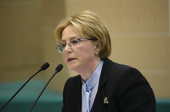 Скворцова рассказала о сокращении смертности населения от распространённых заболеваний