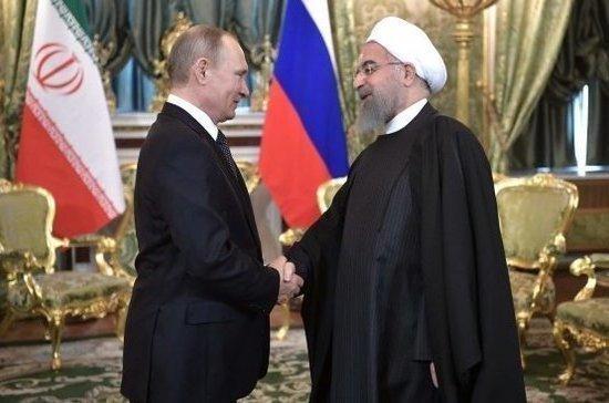Путин встретится с Рухани и Алиевым в Тегеране 1 ноября