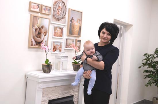 Матвиенко: Московская область добилась европейских показателей по снижению младенческой смертности