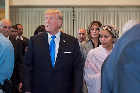Трамп прокомментировал предъявленные Манафорту обвинения