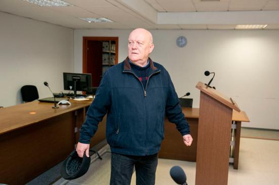Русский активист осуждён в Литве за «спасибо Сталину»