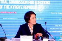 В Киргизии подвели окончательные итоги выборов президента
