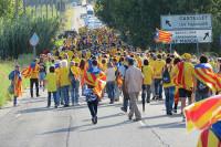 Треть каталонцев выступает за независимость от Испании, показал опрос