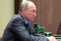 Путин: совет по помилованию при президенте может быть восстановлен