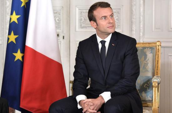 Президент Франции посетит Петербургский международный экономический форум