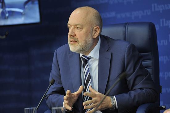 Крашенинников предложил использовать видеонаблюдение при подсчёте голосов на выборах президента