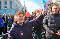 Как пройдут ноябрьские праздники в Крыму