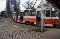 Общественный транспорт Калининграда модернизируют в 2018 году, заявил эксперт