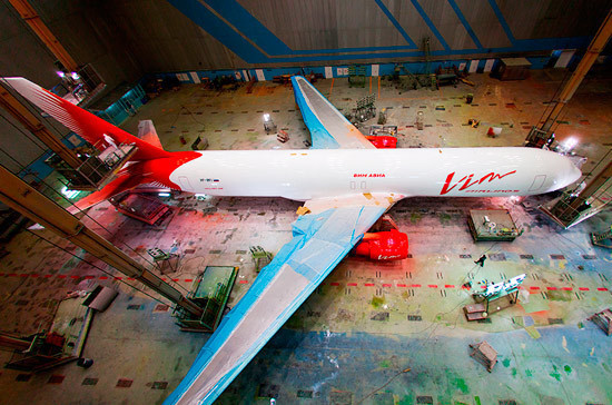 Минтранс отозвал у «ВИМ-Авиа» 3 допуска на зарубежные полёты